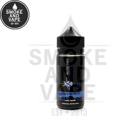 Blueberry Hills by Beetle Juice Vapors 100ml