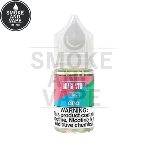 Dragonthol by DNA Vapor Salt 30ml