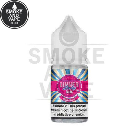 Bubble Trouble by Dinner Lady Premium E-Liquids Salt 30ml