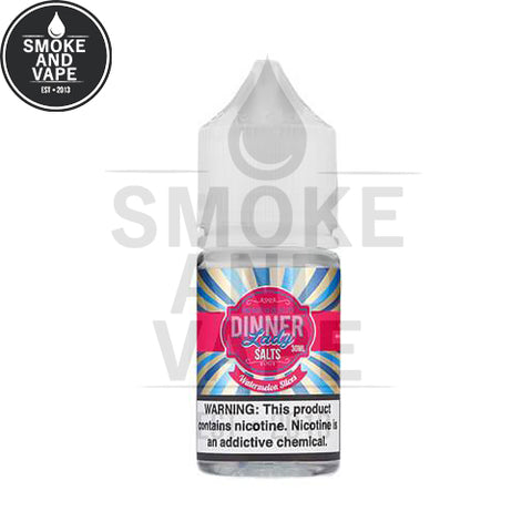 Watermelon Slices by Dinner Lady Premium E-Liquids Salt 30ml