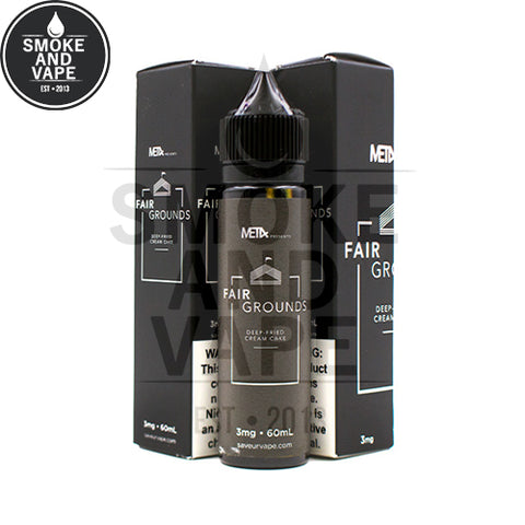 Deep Fried Cream Cake by Fair Grounds 60ml