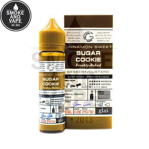 Sugar Cookie by Glas Basix 60ml