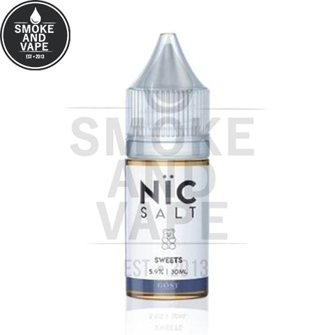Sweets by Gost Salt Nic 30ml