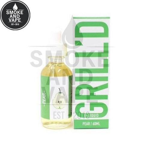 Pear by Grill'd 60ml