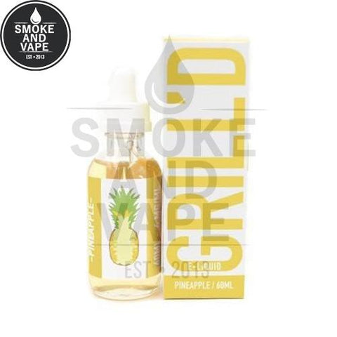 Pineapple by Grill'd 60ml