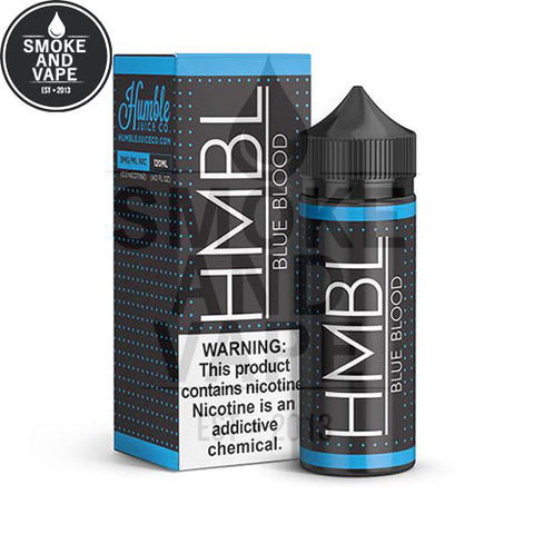 Blue Blood by HMBL 120ml