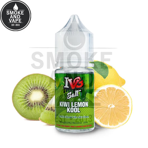 Kiwi Lemon Kool by IVG Salt 30ml