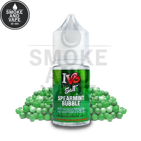 Spearmint Bubble by IVG Salt 30ml
