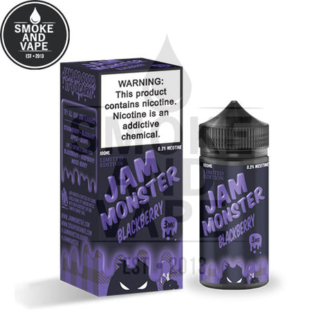 Blackberry by Jam Monster 100ml