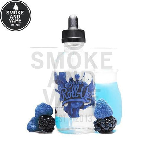 Blue Raspberry by Roll-Upz 120ml
