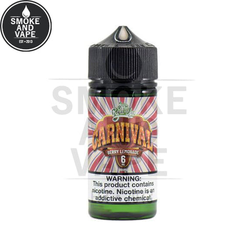 Carnival Berry Lemonade by Juice Roll-Upz 100ml