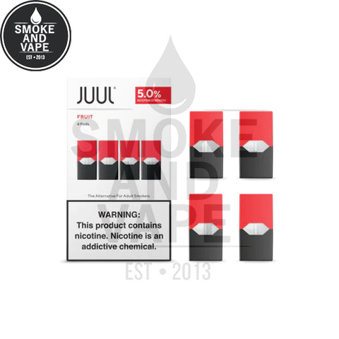Juul Fruit Pods