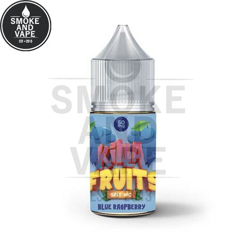 Blue Raspberry by Killa Fruits Salt 30ml