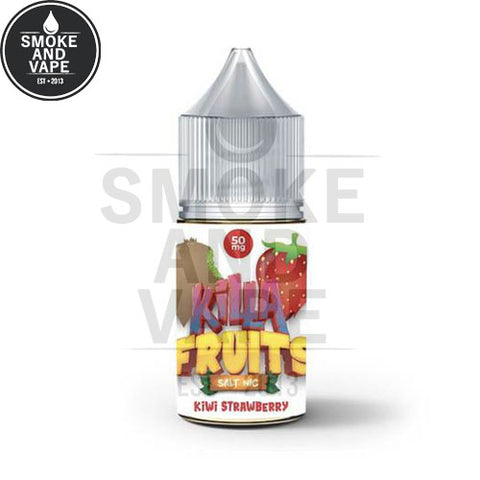 Kiwi Strawberry by Killa Fruits Salt 30ml