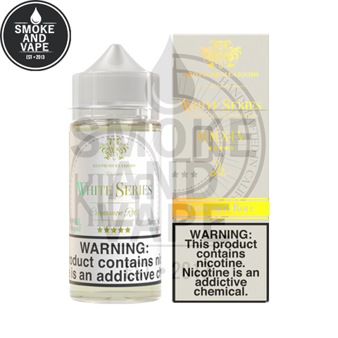 Cinnamon Roll by Kilo White Series 100ml