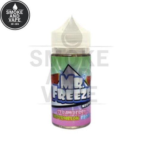 Strawberry Watermelon Frost by Mr. Freeze 100ml
