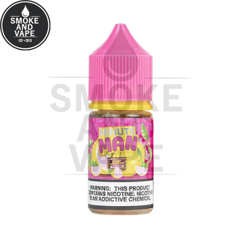 Pink Lemonade by Minute Man Salt 30ml