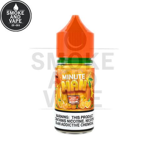 Tangerine by Minute Man Salt 30ml