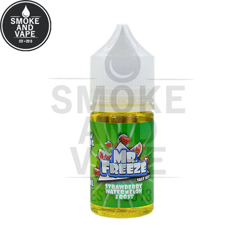 Strawberry Watermelon Frost by Mr. Freeze Salt 30ml