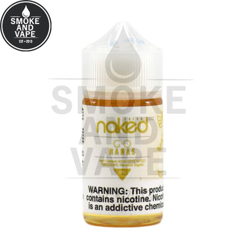 Naked 100 Go Nanas 60ml