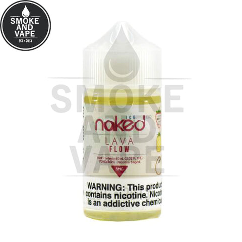 Naked 100 Lava Flow Ice 60ml