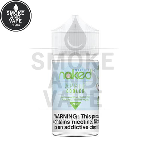 Naked 100 Apple Cooler 60ml