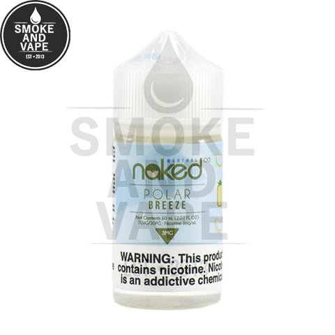 Naked 100 Polar Breeze 60ml