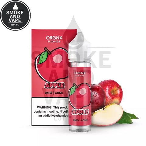 Apple by ORGNX Eliquids 60ml
