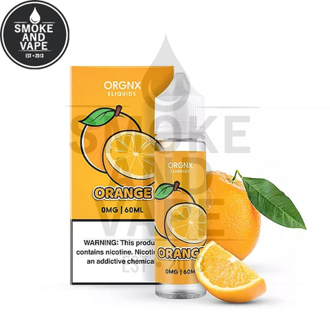 Orange by ORGNX Eliquids 60ml