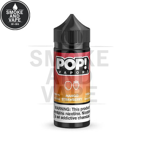 Mango Strawberry by Pop! Vapors 100ml