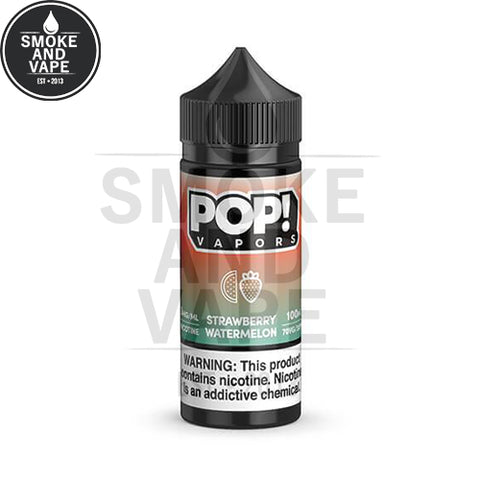 Strawberry Watermelon by Pop! Vapors 100ml
