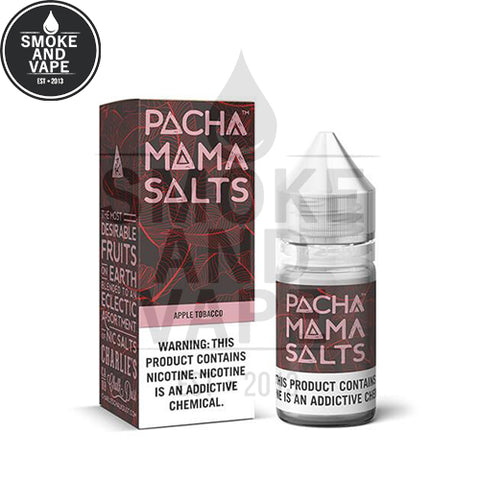 Apple Tobacco by Pachamama Salts 30ml