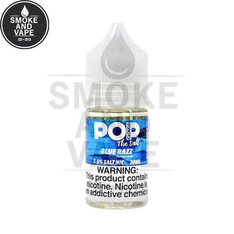 Blue Razz by Pop Clouds Salt 30ml