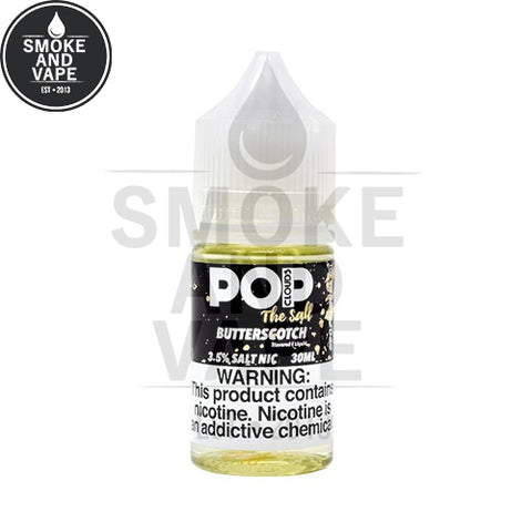 Butterscotch by Pop Clouds Salt 30ml