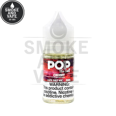 Cherry by Pop Clouds Salt 30ml