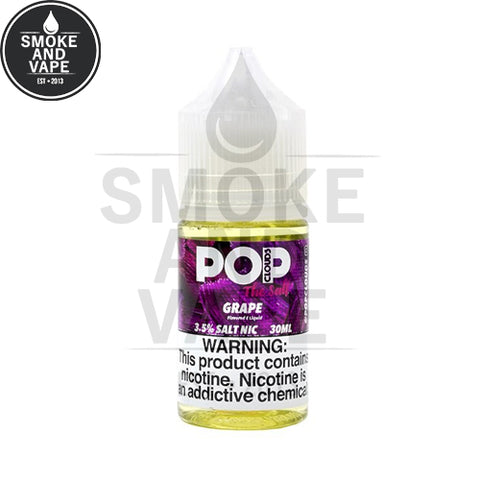 Grape by Pop Clouds Salt 30ml