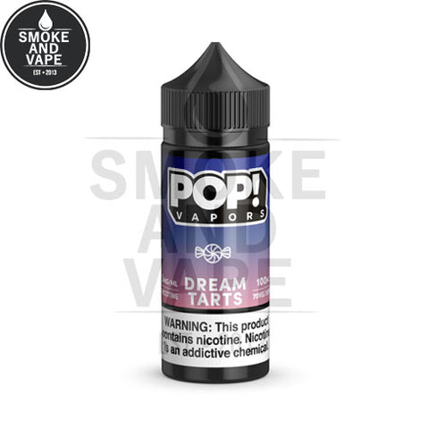 Dream Tarts by Pop! Vapors 100ml