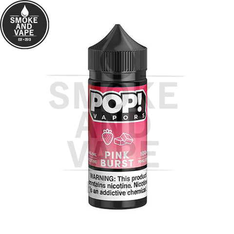 Pink Burst by Pop! Vapors 100ml