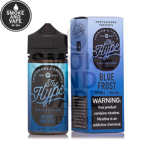Blue Frost by Propaganda 100ml