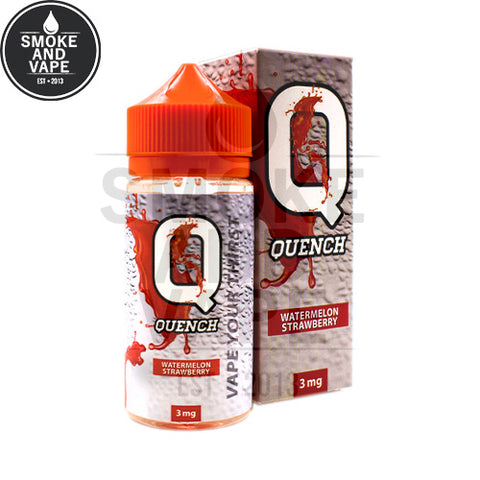 Watermelon Strawberry by Quench E-Juice 100ml