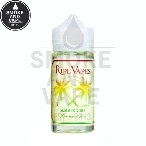 Summer Vibes by Ripe Vapes 100ml