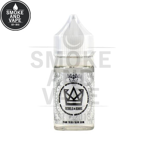 Onyx Frost by Rebels & Kings Salt 30ml