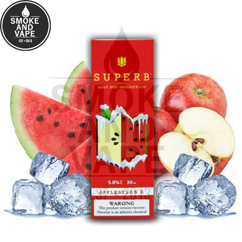 Applemelon X by Superb Salt 30ml