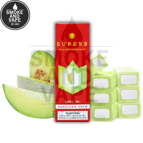 Honeydew Chew by Superb Salt 30ml