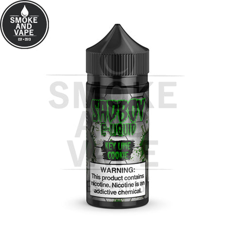 Key Lime Cookie by Sadboy 100ml