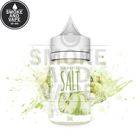 Green Apple by Skwezed Salt 30ml