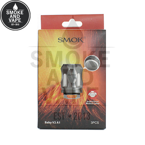 TFV8 Baby V2 SS Replacement Coils by SmokTech