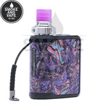 Smoking Vapor Mi-One Starter Kit Purple Shell $38.99