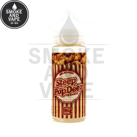 Steep Popdeez by Steep Vapors 120ml