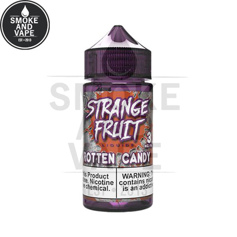 Rotten Candy by Strange Fruit 100ml